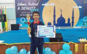 Mahasiswa MMB Raih Juara 3 dalam Ajang Islamic Festival dan SEHATI